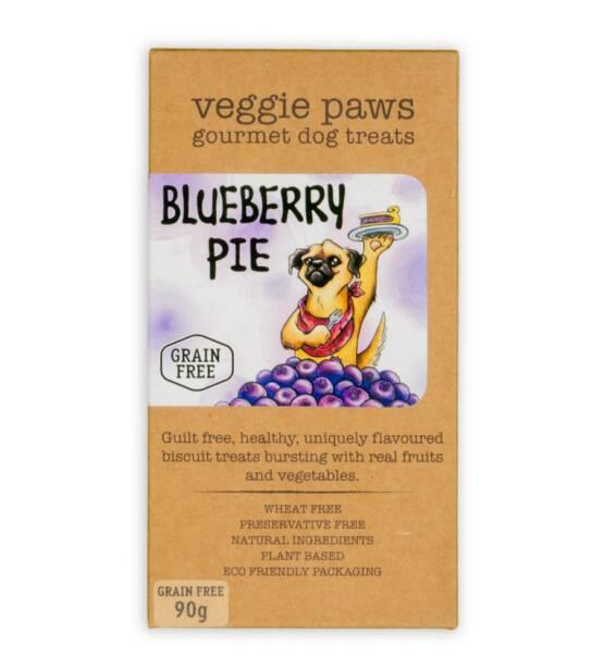 VeggiePaws Boxes BlueberryPie F