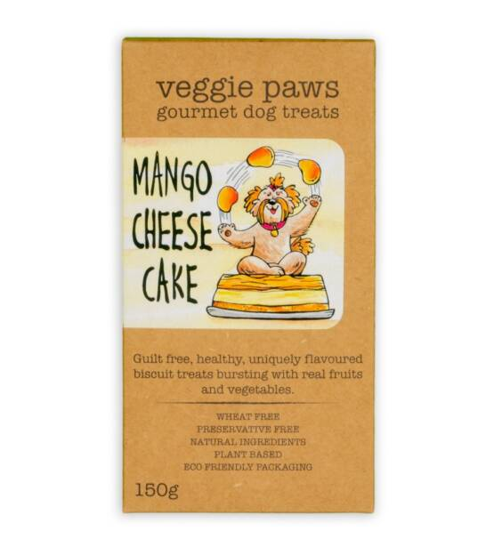 VeggiePaws Boxes MangoCheeseCake F