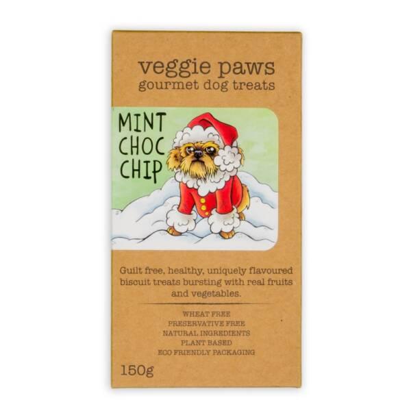 VeggiePaws Boxes MintChocChip F
