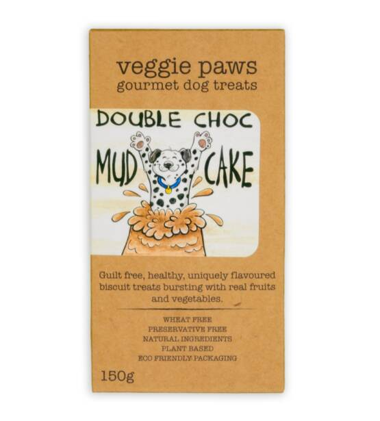 VeggiePaws Boxes MudCake F
