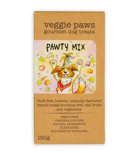 VeggiePaws Boxes PawtyMix F