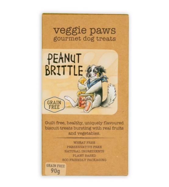 VeggiePaws Boxes PeanutBrittle F
