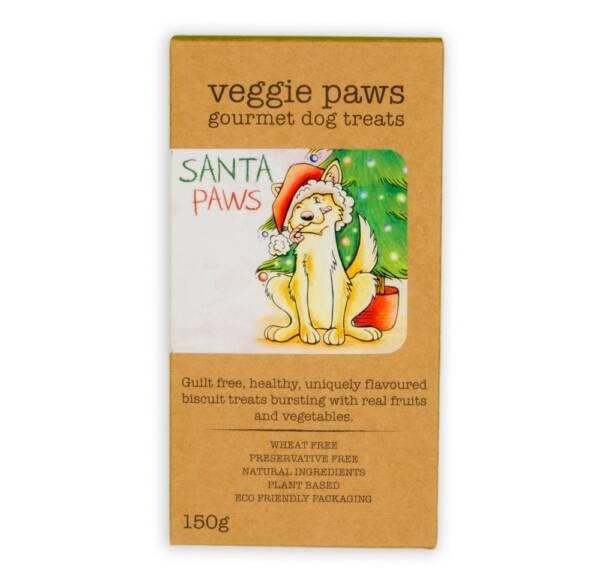 VeggiePaws Boxes SantaPaws F