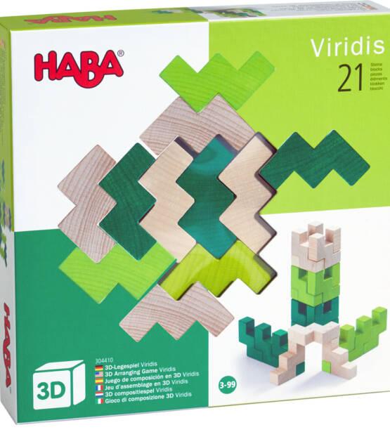 3D Viridis