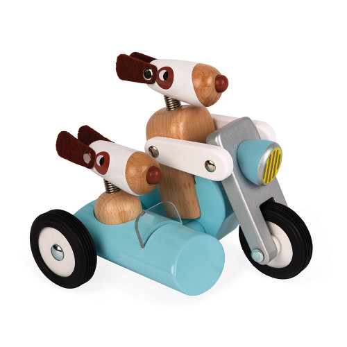 spirit sidecar philip wood