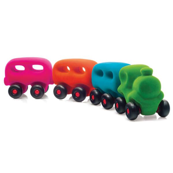 train three wagons